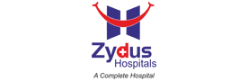 Zydus Hospitals Logo