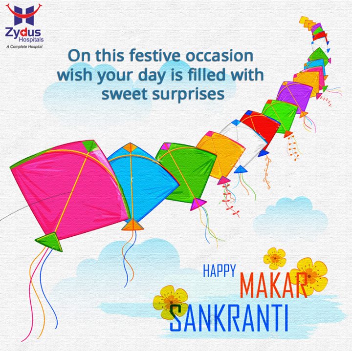 Celebrate the festivity with lot of sweets and gifts. Happy #MakarSankranti