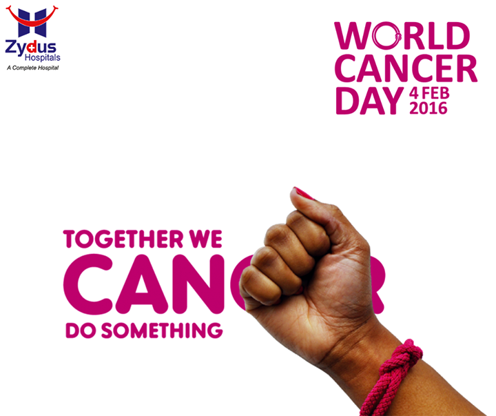 #WorldCancerDay is a day to collectively raise our voices and push for greater awareness. We can, I Can
