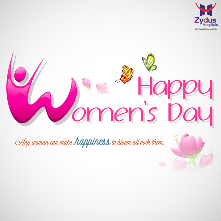 There is a woman at the beginning of all great things. Happy #WomensDay!