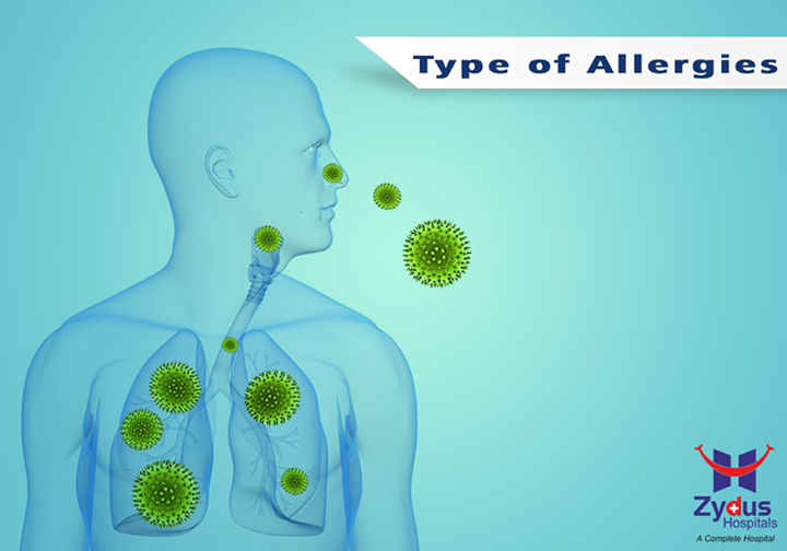 There are three levels of Allergies:  1. Physical – Physical allergies result in pain, stiffness, muscle spasms, etc. They can also be seen on the skin such as a rash from contacting an allergen. 2. Nutritional – The allergen is most likely a food item or chemical that entered the body through ingestion, injection, or inhalation. These allergens cause problems at the metabolic or cellular level. 3. Emotional – Allergens that have a connection to a particular trauma or negative experience can create problems at a psychological or even genetic level.  #TypeofAllergies #DidyouKnow #ZydusHospitals #Ahmedabad