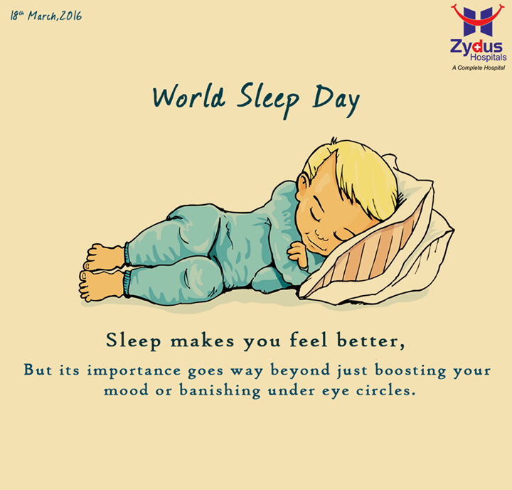 #WorldSleepDay is all about Celebrating the #HealthBenefits of #Sleeping!  The day is organized by the World Association of Sleep Medicine. According to the Centers for Disease Control and Prevention, adults should get at least seven to eight hours of sleep.