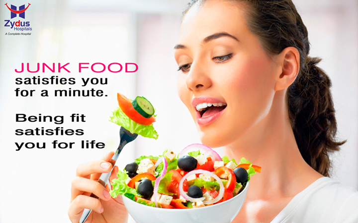 Get some healthy motivation from a healthy quote!  #HealthyQuotes #QOTD #ZydusHospitals #Ahmedabad