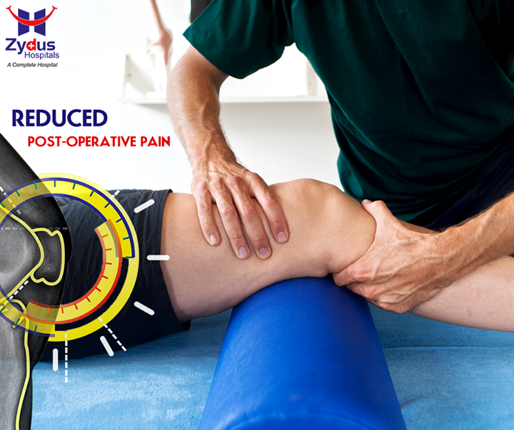 "With the procedure custom-made to ensure the correct alignment, ""True Align Technique"" enables reduced post-operative pain!  #Kneereplacementprocedure #TrueAlignTechnique #KneeReplacement #ZydusHospitals #Ahmedabad"