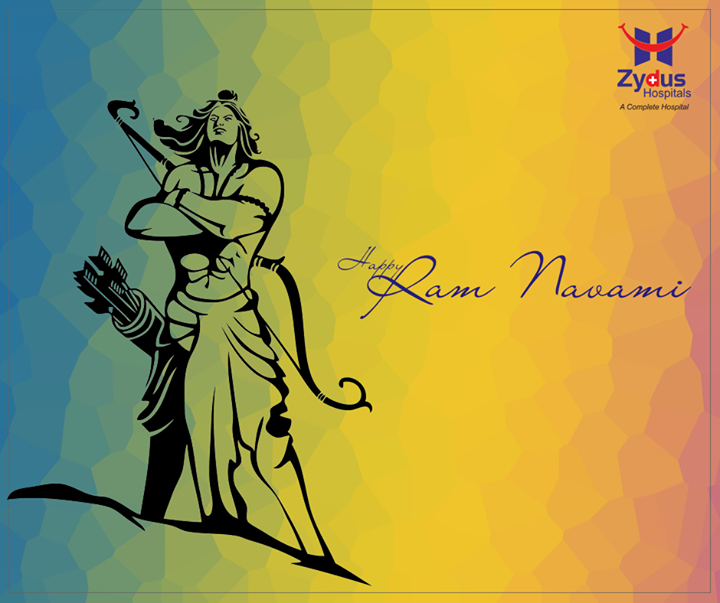 May the Virtue and wisdom of the almighty inspire you to reach your goals!  #RamNavami #ZydusHospitals #Ahmedabad