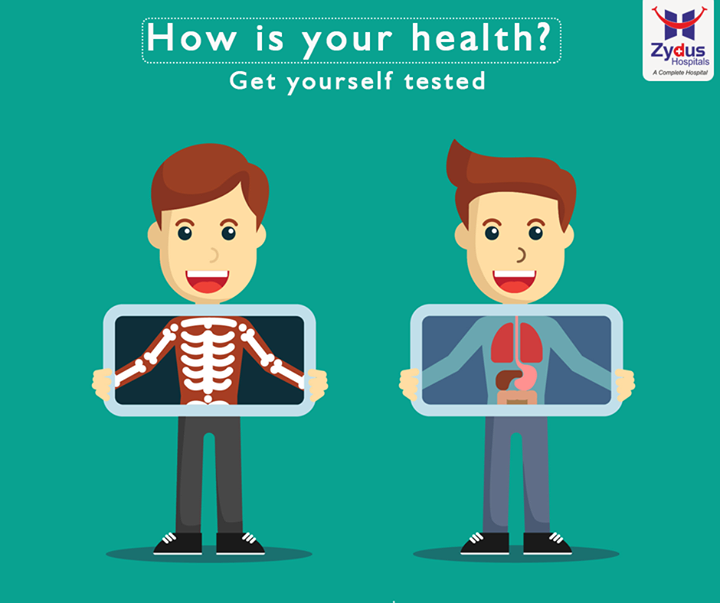 It is essential that you have regular medical checkups if you want to live a long and healthy life. Regular checkups will provide doctors with a way to spot any health issues early on.   #HealthCheck #HealthCare #ZydusHospitals #Ahmedabad