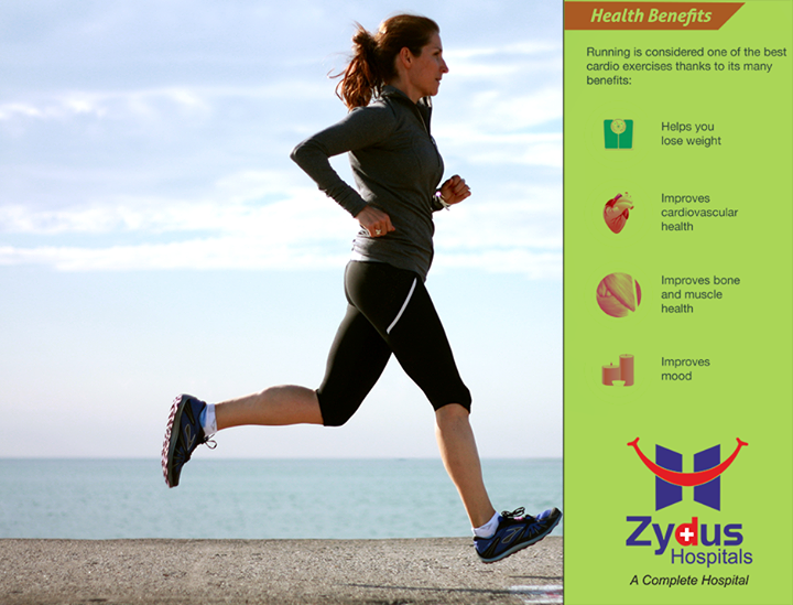 Run for a better health!  #ZydusCares #ZydusHospitals #Ahmedabad