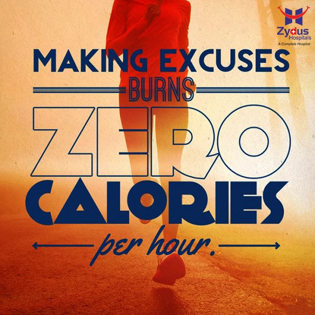Choice is yours, make wiser decisions!   #Fitness #Calories #ZydusHospitals