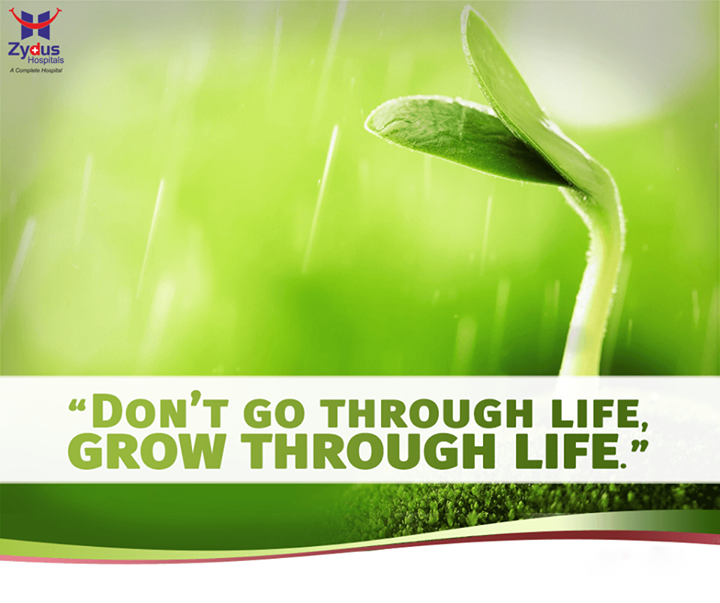 Boost your life in a sustainable way!   #MondayMotivation #ZydusHospitals #Ahmedabad