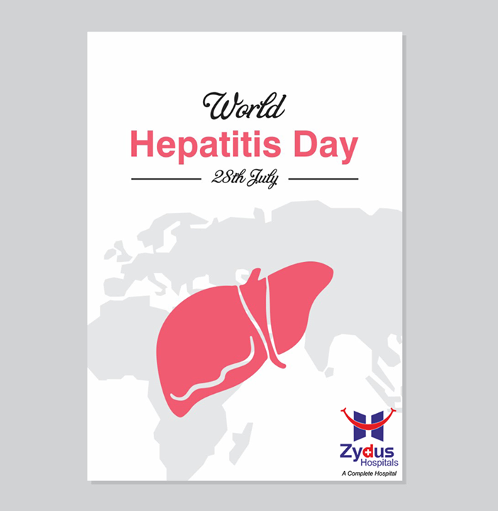 Awareness is must, When it comes to Hepatitis, Get Aware, Tested & Seek Treatment.   #WorldHepatitisDay #WorldHepatitisDay2016 #HepatitisDay #ZydusHospitals #Ahmedabad