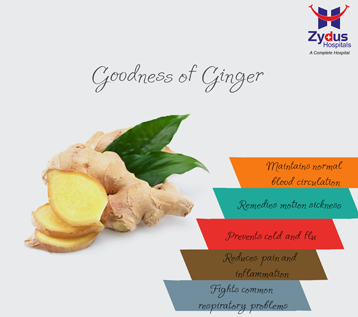 This time-tested and digestion-friendly wonder spice can do a lot to serve your health.  #HealthCare #ZydusHospitals #Ahmedabad