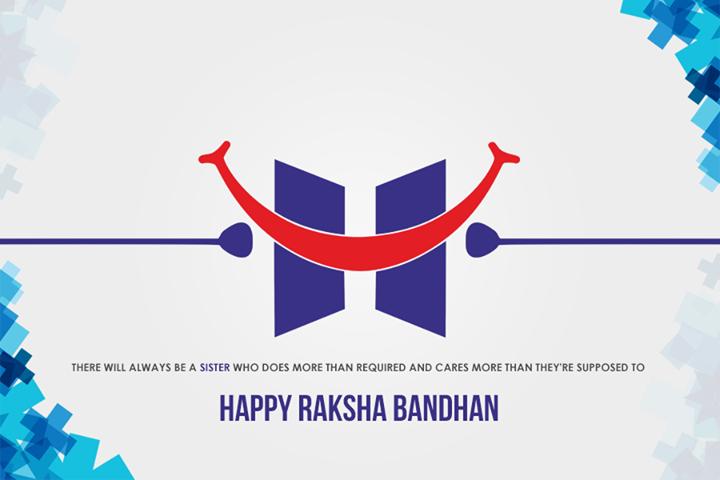 Here's wishing you a #Rakshabandhan !  #IndianFestivals #Celebrations #Ahmedabad #Festivities #ZydusHospitals
