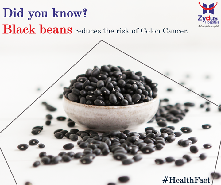 By adding these tasty beans to your diet, you can lower your risk for colon cancer  #BenefitsofBeans #HealthCare #ZydusHospitals #Ahmedabad