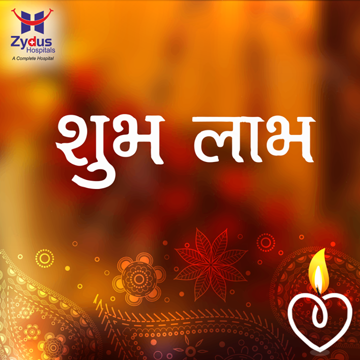 May this day mark a new beginning in your prospering journey!  #ShubhLabhPancham #LabhPancham #IndianFestivals #ZydusHospital #Ahmedabad