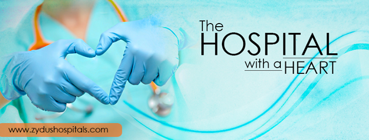 #HealthCare #ZydusHospitals #Ahmedabad