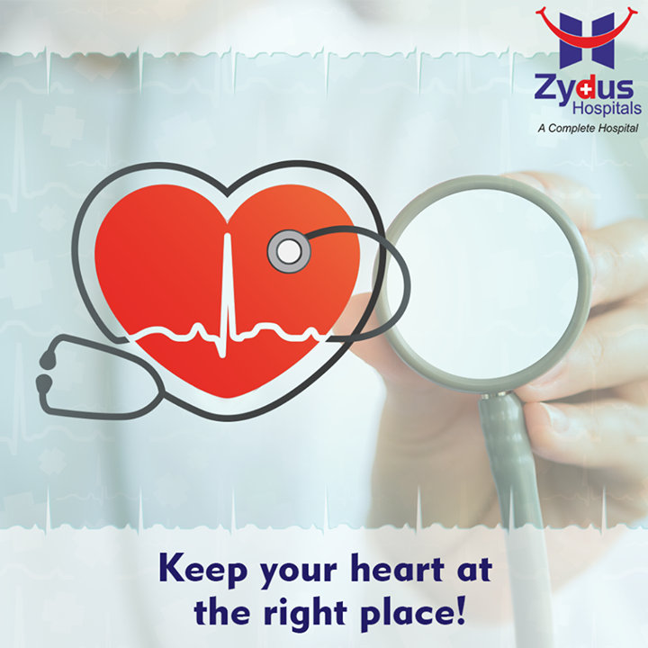 At Zydus Hospitals we care for your #heart in a way no-one else does! Re-defining #cardicacare!  #ZydusCares #ZydusHospitals #CardiacHealth
