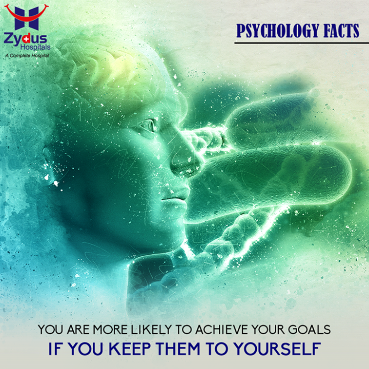 Did you know about this?   #DidYouKnow #PsychologyFacts #GoodHealth #ZydusHospitals #Ahmedabad