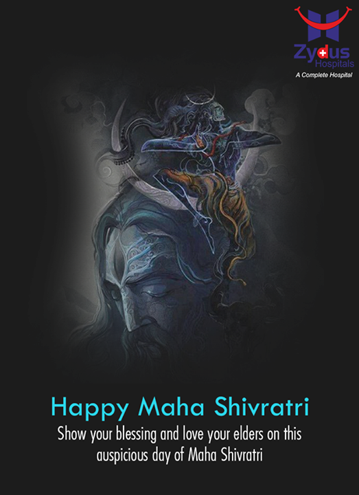 Zydus Hospitals wishes you all a very #HappyMahaShivratri!