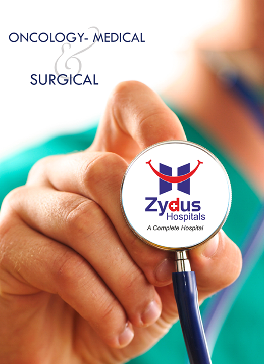 Zydus Hospitals's department of #Oncology offers Cancer Detection, Counselling and in-total disease management. We have been performing chemotherapy with both conventional and newer, globally accepted protocols of chemotherapy.  #ZydusCares #ZydusHospitals #Ahmedabad