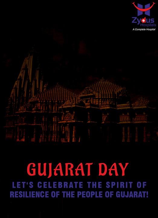Celebrating the spirit of #Gujarat!  #ZydusCare #ZydusHospitals #GujaratDay #GujaratFoundationDay #Ahmedabad
