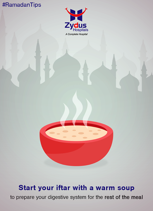 Make Ramadan easier with our #RamadanTips   #HappyRamadan #Ramadan #Gujarat #ZydusCares #ZydusHospitals