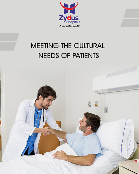 Our International team takes pride in looking after overseas patients and their relatives, making them feel at home.  #HealthyYou #ZydusHospitals #ZydusCare #StayHealthy #Ahmedabad