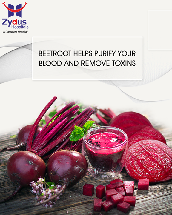 Raw beetroot juice not only helps promote normal bowel movements but prevents constipation too.  #HealthBenefits #ZydusHospitals #ZydusCare #StayHealthy #Ahmedabad