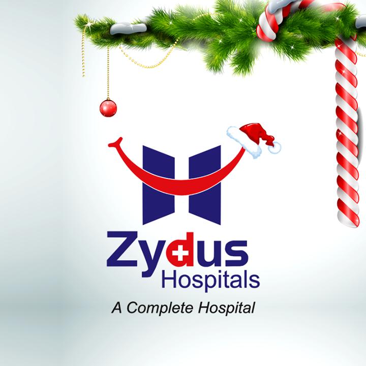 #Christmas #MerryChristmas #Christmas2017 #Festival #Cheers #ZydusHospital #Ahmedabad