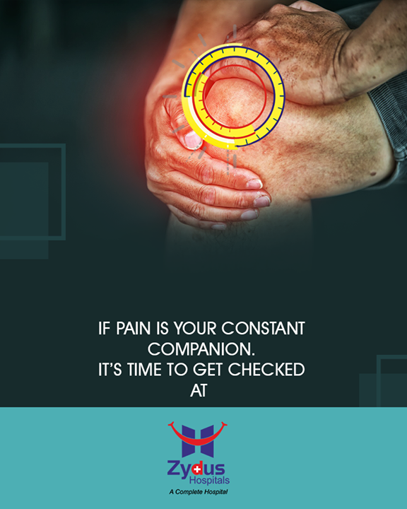 Say good bye to knee pain with #TotalKneeReplacement using True align technique.      #TrueAlignTechnique #ZydusHospitals #ZydusCare #StayHealthy #Ahmedabad