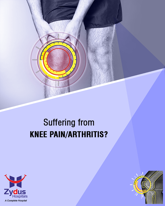 If you've been in pain for too long, please have it evaluated at Zydus Hospitals today!  #TrueAlignTechnique #TotalKneeReplacement #HealthyYou #ZydusHospitals #ZydusCare #StayHealthy #Ahmedabad