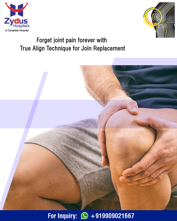 Knee replacement surgery can help with severe arthritis pain and may help you walk easier too. Wear and tear, illness, or a knee injury can damage the cartilage around your knee bones and keep the joint from working well.   #TotalKneeReplacement #KneeReplacement #ZydusHospitals #StayHealthy #Ahmedabad #GoodHealth