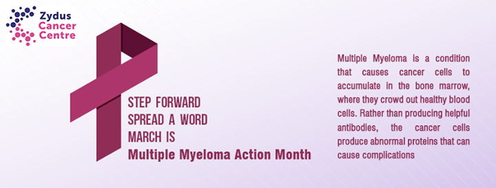 HOPE is the foundation of CURE!  #MultipleMyelomaIsTreatable #ZydusHospitals #StayHealthy #Ahmedabad #GoodHealth