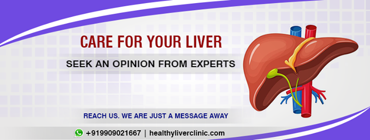 Care for your liver! For more details visit: http://healthyliverclinic.com/  #ZydusHospitals #StayHealthy #Ahmedabad #GoodHealth