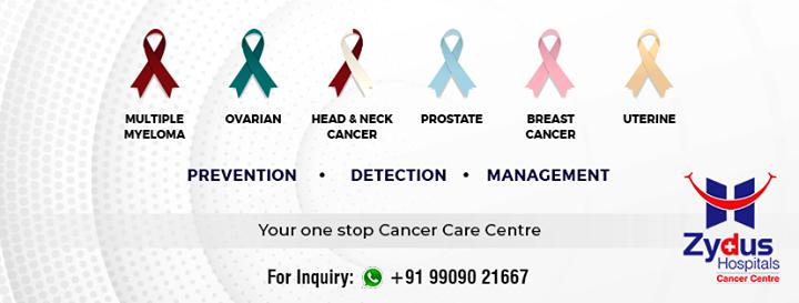 #ZydusHospitals #StayHealthy #Ahmedabad #GoodHealth #ZydusCancerCentre #CancerCare