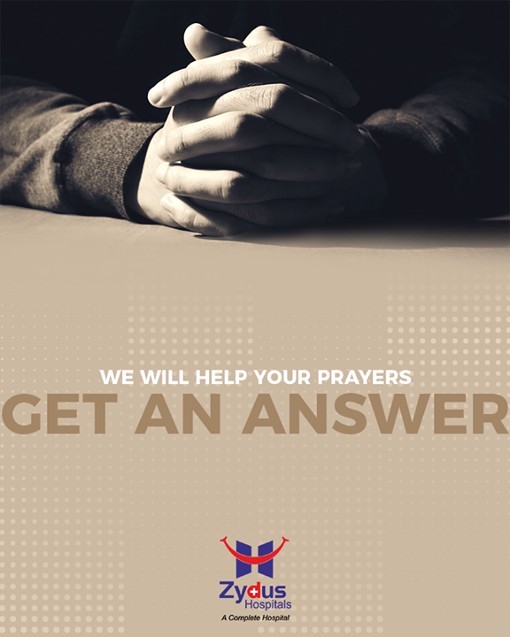 Your #health is precious to us. We're 24 x 7 available to answer all your #prayers. The experienced, #dedicated & humane team of #doctors, nursing, paramedics & administrative members @ Zydus Hospitals are committed to you & your loved ones. हम हैं आपके साथ અમે છીએ તમારી સાથે #ZydusHospitals #StayHealthy #Ahmedabad #GoodHealth #Zyduscares
