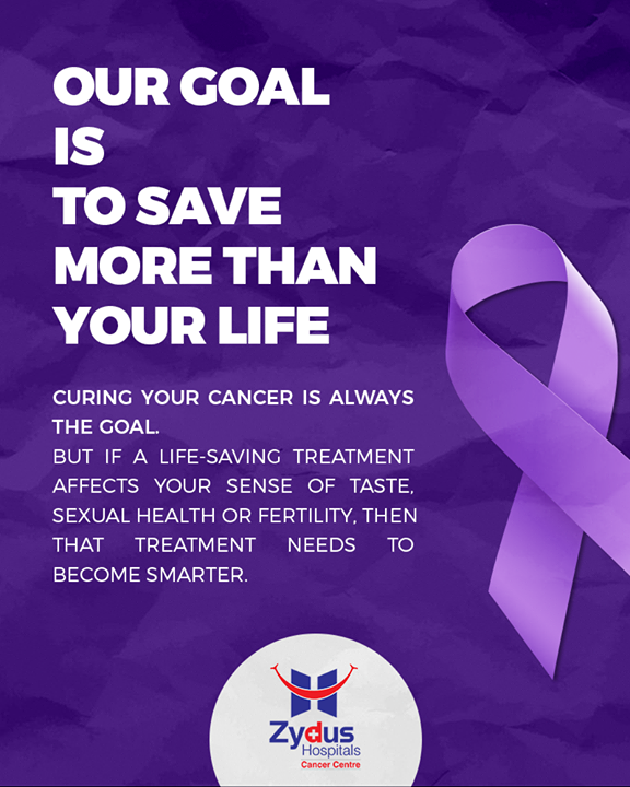 Cancer treatment that ensures saving more than your LIFE!   #ChangeIsGood #CancerCentre #ZydusHospitalCancerCentre #CancerCare #ZydusCare #ZydusHospitals #Ahmedabad #Gujarat