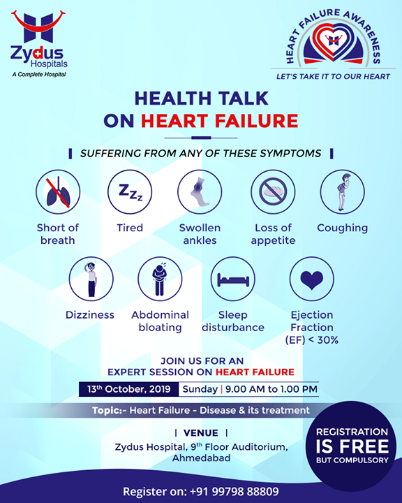 Be a part of Health #Talk on