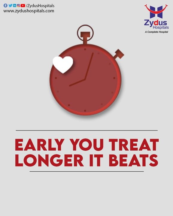 Make your regular health check-ups a priority, letting your heart stay healthy. Zydus Hospitals is all about keeping your heart on track with health check-up packages that suit your needs. Always stay one step ahead of diseases to lead a better & healthy life.  #ZydusHospitals #Heart #HeartClinic #HeartRhythmClinic #Heartbeat #Cardiovascular #Diseases #Cardiologist #Doctor #BestHospitalinAhmedabad #Ahmedabad #GoodHealth