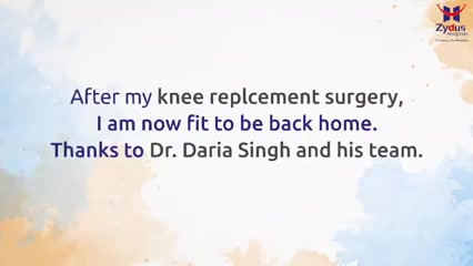 #KneeReplacement, is a surgical procedure to resurface a knee damaged by #arthritis. Mrs. Clementina Mollel shares her journey of the undying pain in her knees and the restrictions caused by it. We are pleased to treat and eliminate the pain for the better future of Mrs. Mollel and her family.   #TotalKneeReplacement #PatientDiaries #ZydusHospitals #BestHospitalinAhmedabad #Ahmedabad #GoodHealth
