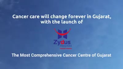 Thrilled to share that Zydus Hospitals Cancer Care will change forever in Gujarat as we are launching The Most Comprehensive Cancer Centre of Gujarat to cure cancer worries with a little more touch, care, and concern.   This classic cancer center is accorded with world-class amenities and technology which is sure to cure all types of Cancers. Shaped at one of the buzzing locations of Ahmedabad, we're on our toes to helping you, being you!  #CancerCentre #ZydusCancerCentre #CancerCare #ZydusCare #ZydusHospitals #Ahmedabad #Gujarat