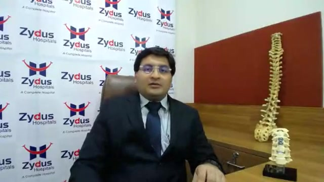Dr. Hitesh Modi, Senior Consultant - Minimally Invasive Spine & Scoliosis Surgery at Zydus Hospitals, discusses about