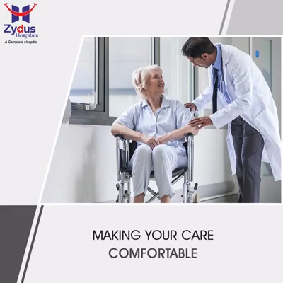 Zydus Hospitals offers a variety of amenities to make your stay with us as easy and comfortable as possible.    #HealthyYou #ZydusHospitals #ZydusCare #StayHealthy #Ahmedabad
