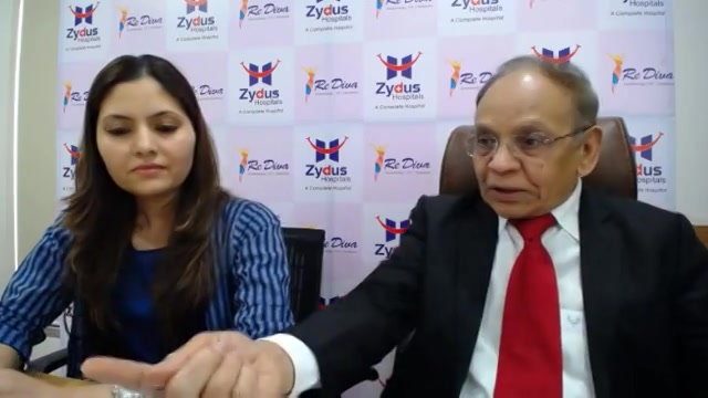 Live session with Dr. Raman Patel and Dr. Reitu Patel on #infertility and #IVF