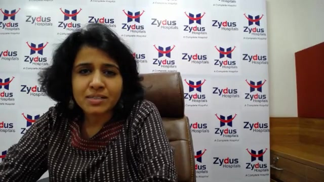 Dr. Aditi Bhatt, Onco-Surgeon and HIPEC specialist, Zydus Hospitals, discussing about #OvarianCancer