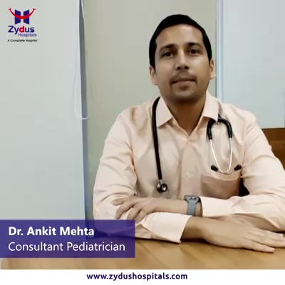 For any concerns related to children, talk to Dr. Ankit Mehta. Get pediatric e-consultation right from your home - #StayHomeStaySafe.  Visit https://www.zydushospitals.com/ and talk to ZyE for an e-consultation  or click here - https://wa.me/919909021667 to send us medical reports on WhatsApp  We are there for you.  #EConsult #TeleConsult #Pediatrics #COVID #LockDown #StaySafe #StayHome #ZydusHospitals #Ahmedabad