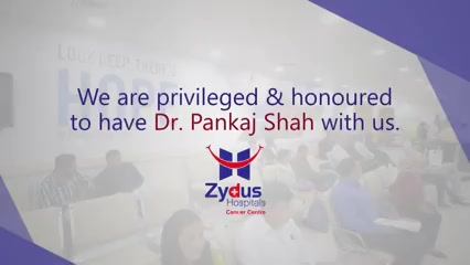 Padma Shri Dr. Pankaj Shah, Medical Oncology & Haematology, a strong pillar of Zydus Cancer Centre, talks about the progress seen in the area of Cancer Treatment and how Zydus Cancer Centre diagnozes and manages all types of cancers with adequate precision and care.  #ZydusCancerCentre #CancerCentre #Cancer #CancerCare #StrongPillar #ZydusHospitals #Ahmedabad #SmileofGoodHealth