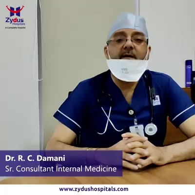 For issues pertaining to General Medicine talk to Dr. R C Damani (Consultant Physician). Get e-consultation right from your home - #StayHomeStaySafe  Visit https://www.zydushospitals.com/ and talk to ZyE for an e-consultation  or click here - https://wa.me/919909021667 to send us medical reports on WhatsApp  We are there for you.  #EConsult #TeleConsult #COVID #LockDown #StaySafe #StayHome #ZydusHospitals #Ahmedabad
