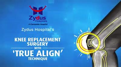 We are happy to spread the smiles of good health at Zydus Hospitals!  #RealPeopleRealStories #TrueAlignKneeSurgery #KneeReplacement #RealLifeStory #ZydusHospitals #StayHealthy #Ahmedabad #GoodHealth