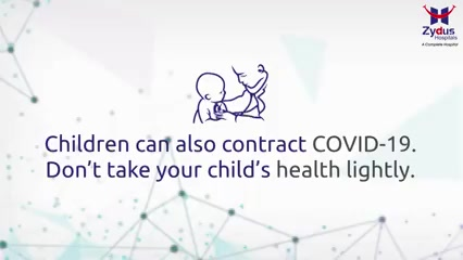 Can KIDS get COVID infection?  Yes, they can. However in a majority of cases disease shows milder symptoms in children, it's important for parents and caregivers to know & understand that children can be infected with COVID19 and can transmit it to others. Our specialist Pediatric Intensive care expert is available to assist you with more information, consultation and guidance.  #COVIDinKids #Pediatrician #PediatricDoctor #COVIDHomeCare #PediatricCOVID #PediatricClinic  In rare cases, children can become very sick with COVID-19, and deaths have occurred. That's why it is important to use precautions and prevent infection in children as well as adults.  #ZydusHospitals #BestHospitalinAhmedabad #AhmedabadBestHospital #GoodHealth