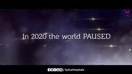 Here's to a bright New Year ahead as we all bid adieu to 2020 - it was a learning for us all. Keep hope #alive and look forward to what's in store, and cherish the memories that we hold. #ZydusHospitals wishes you all a very Happy and Healthy #NewYear 2021 !!  #Ahmedabad #GoodHealth #HappyNewYear #NewYear2021 #lifegoeson #healthcare